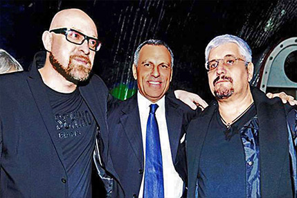 Mario Biondi, Eduardo Montefusco, Pino Daniele